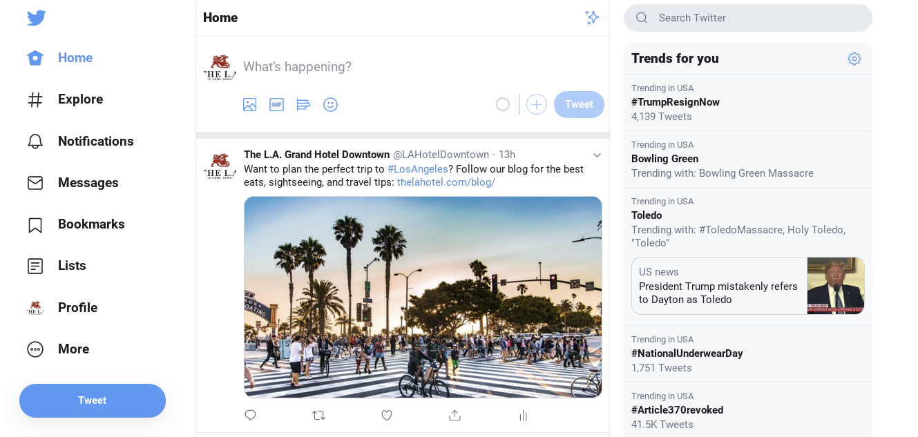 Twitter launched an all new design