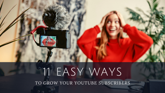 how to grow youtube subscribers 2020