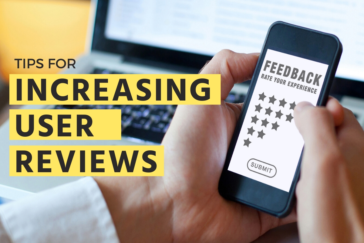how to increase your business reviews