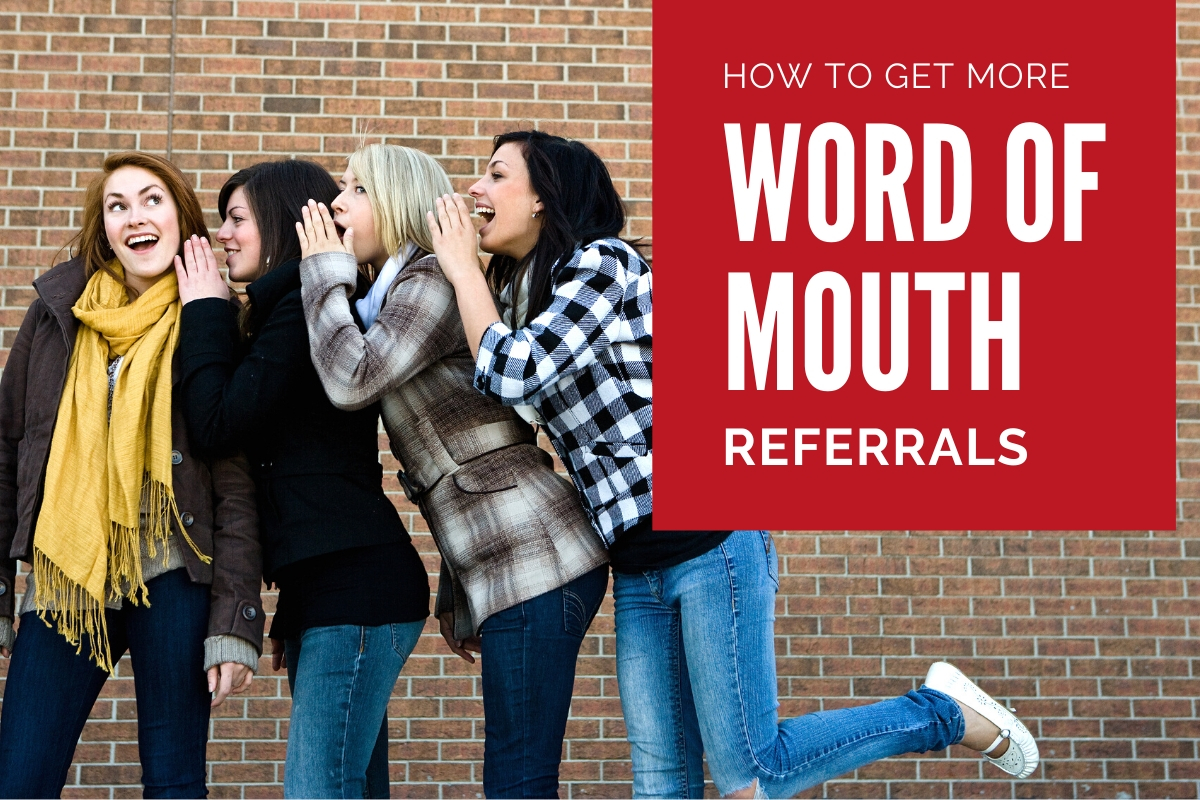 getting more word of mouth marketing
