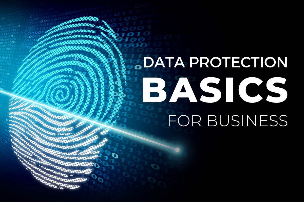 basic data protection principles
