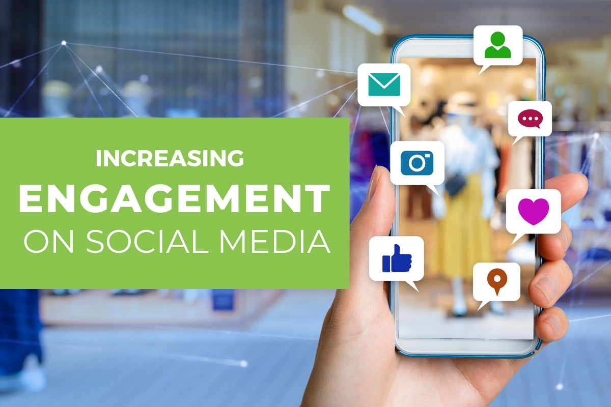 How to increase social media engagement in five easy steps