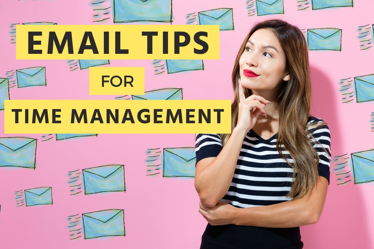 Increase Productivity: Email Tips for Time Management