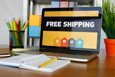 Offer an incentive to buy, like free shipping with a minimum purchase