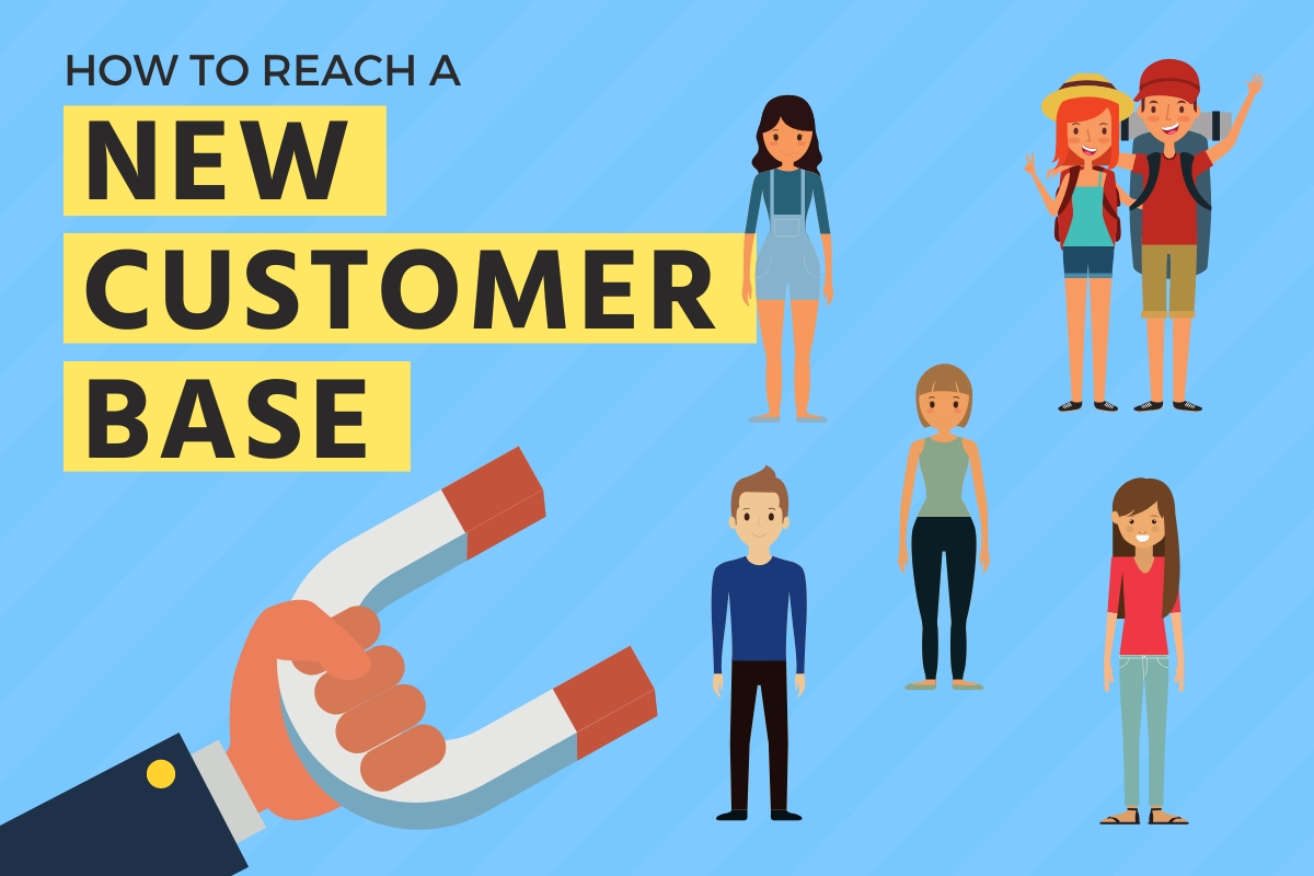 Reaching a New Customer Base in Business Can Be Very Profitable