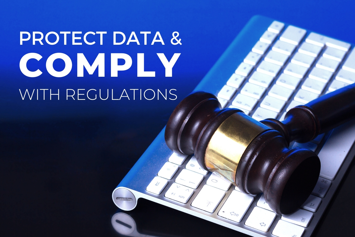 Strategies designed to detect data and comply with regulations