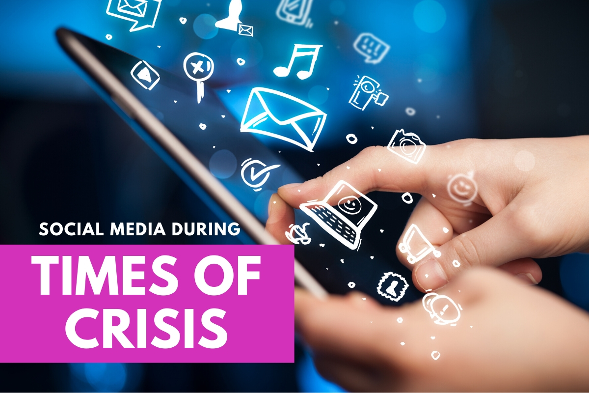 social media in times of crisis