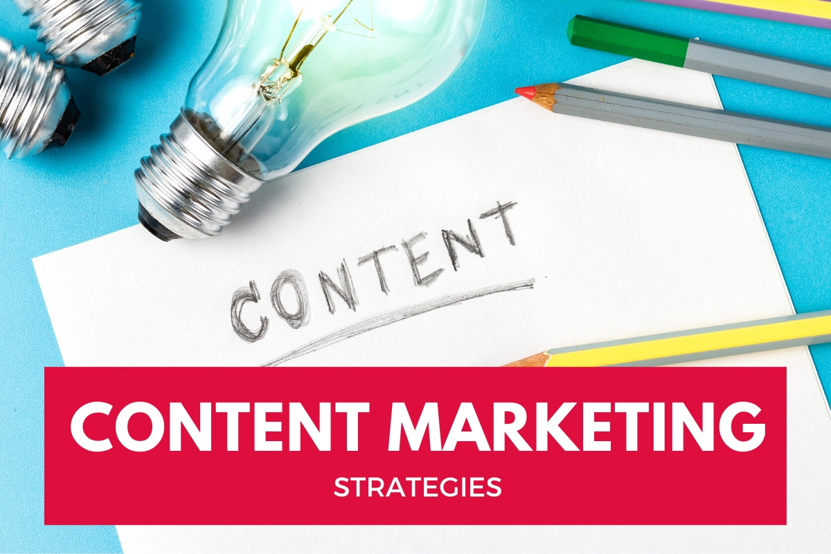 Ideas for Content Marketing - Guide to Create a Content Marketing Strategy