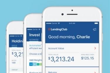 LendingClub app