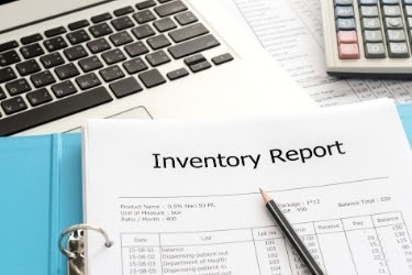 Inventory report helps make smarter choices.