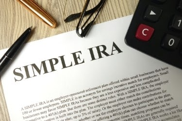 Simple IRA Contract