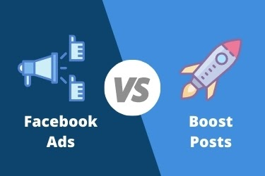 Facebook Ads vs Boost Posts