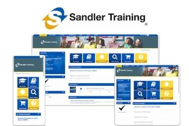 Sandler Training website