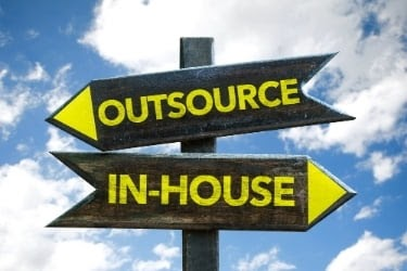 Outsource vs In-House Sign