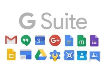 GSuite Apps