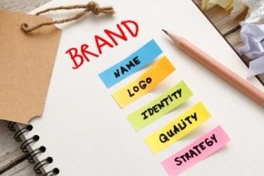 Brand - Name, Logo, Identity, Quality & Strategy