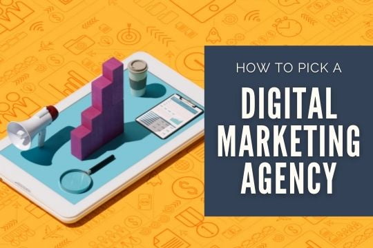 Digital Marketing Concept - How to Pick a Digital Marketing Agency