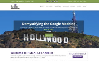 laac hotel website across screens