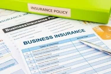 Business Insurance Paperwork