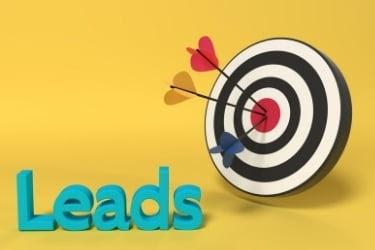 Leads - Bullseye Target