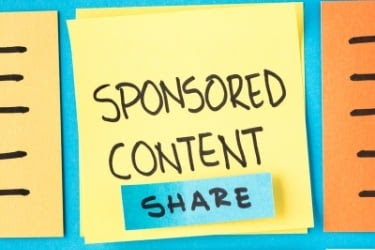 Sponsored Content - Share