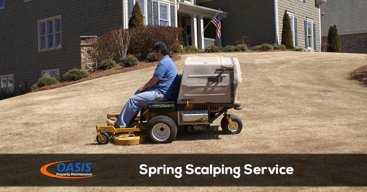 Arkansas Spring Scalping Services