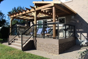Markham fence and deck builders
