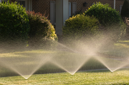 Salt Lake City Sprinkler Repair