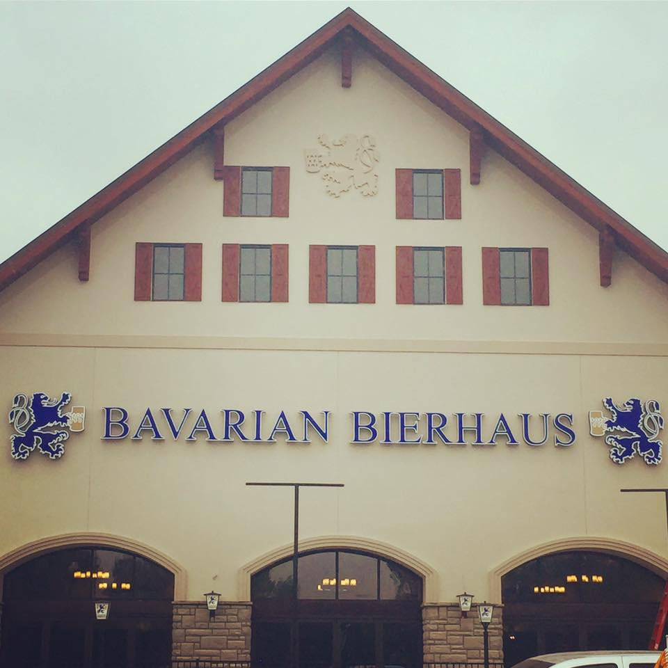 Exterior of Bavarian Bierhaus at Opry Mills