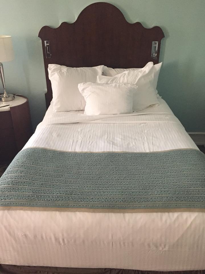 The Peabody Hotel Memphis Interior Room Bed
