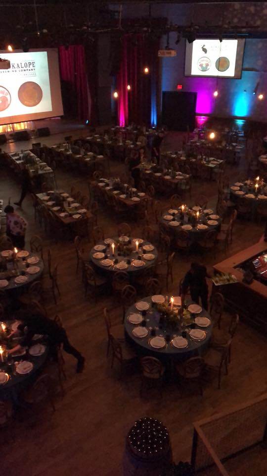 Event space at City Winery Nashville