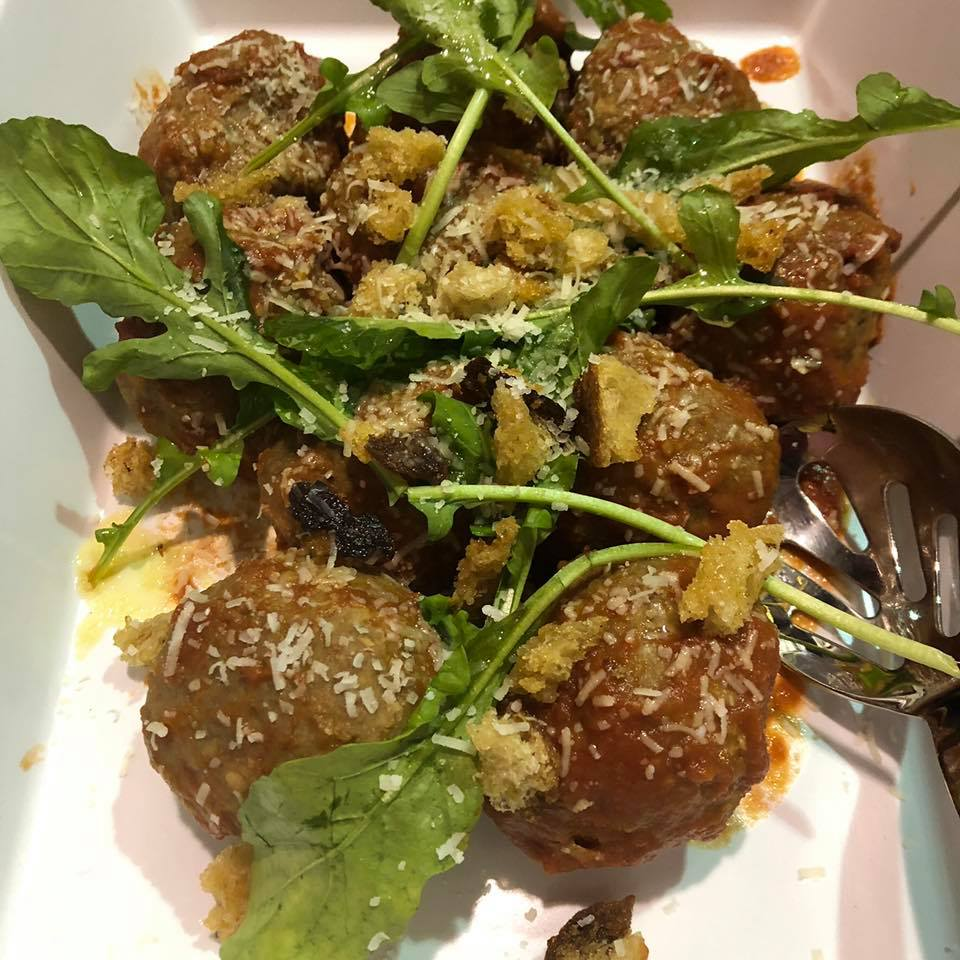 meatballs from Chef Tandy Wilson