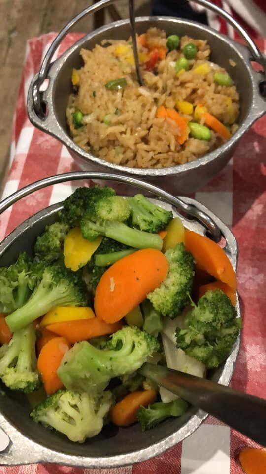 vegetarian meal option