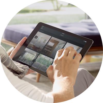 Home Automation iPad
