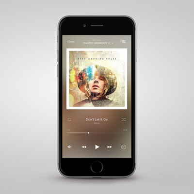 Music iPhone App