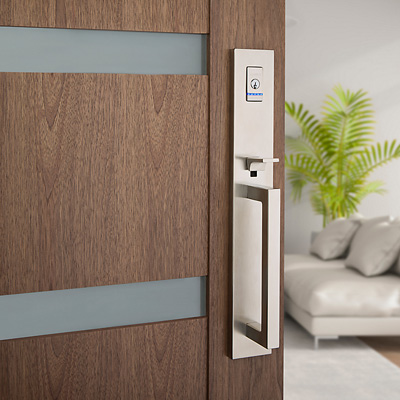 Automated Door Lock