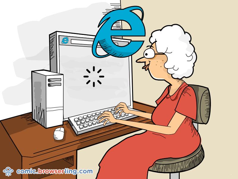 ajuda com internet para idosos