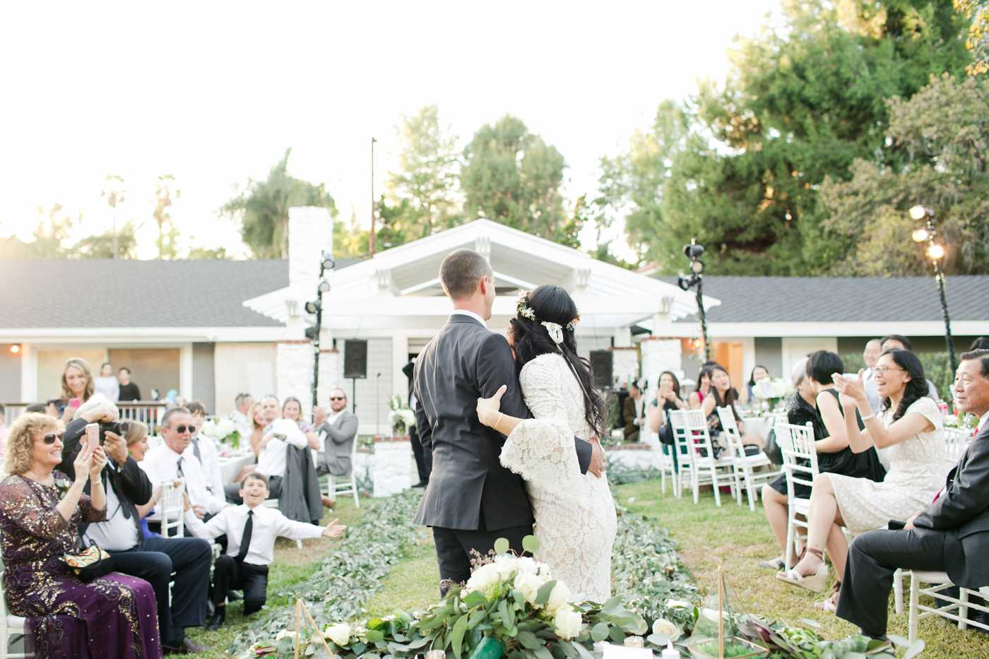12 Tips for a Fun & Affordable Backyard Barbecue Wedding Reception