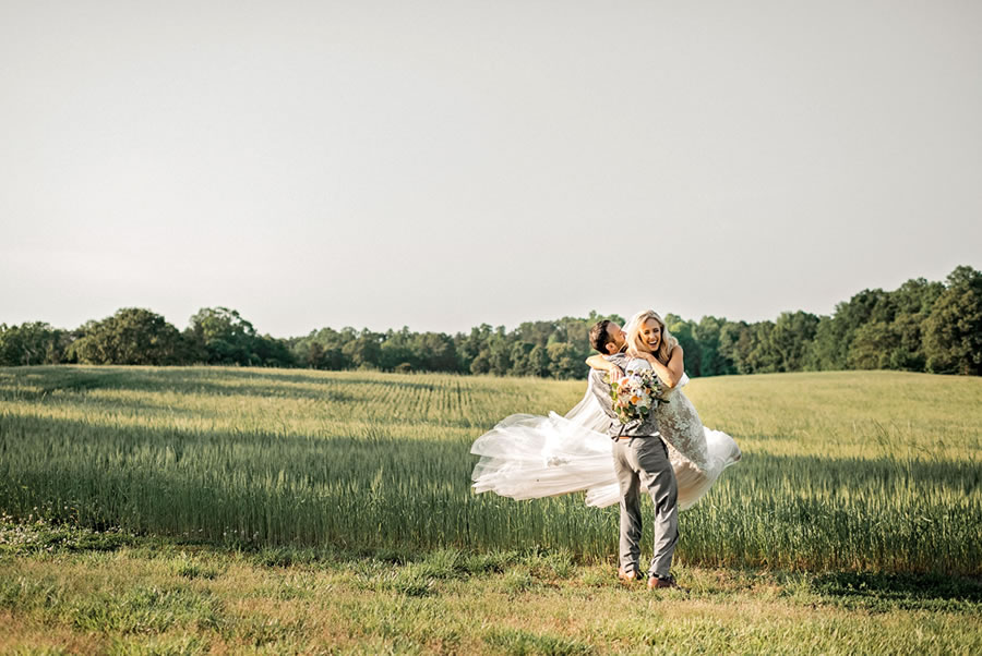 The 7 Best Quaint Farm Wedding Venues in Maryland