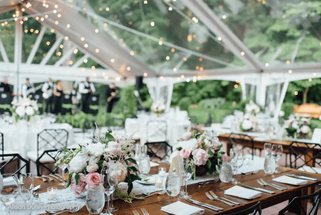 The 8 Best Outdoor Wedding Venues in Delaware