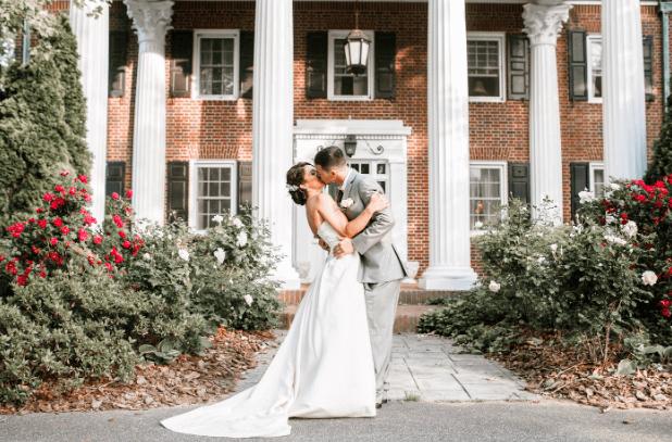 Sunnybrae Mansion Wedding