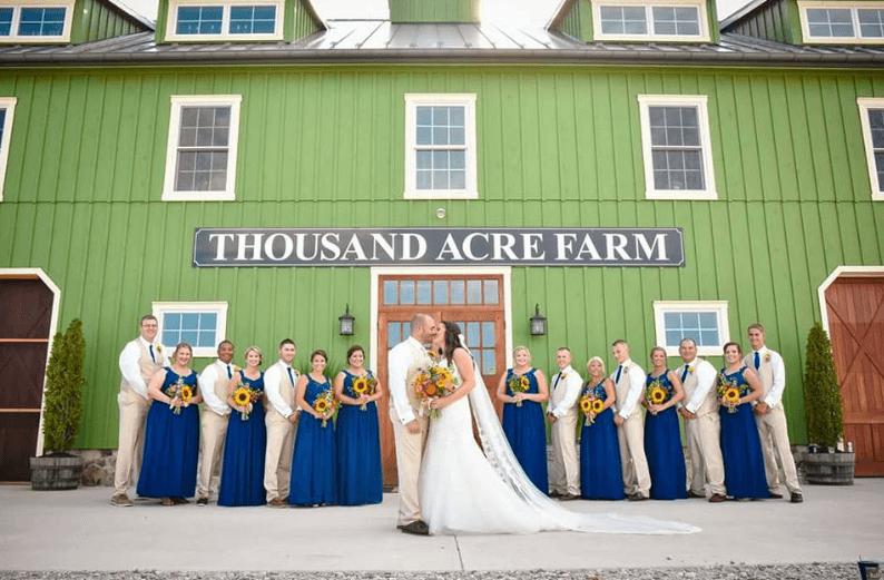 Thousand Acre Farm Delaware
