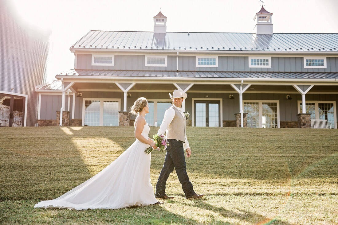 6 Venues for Barn Weddings in Maryland and Delaware