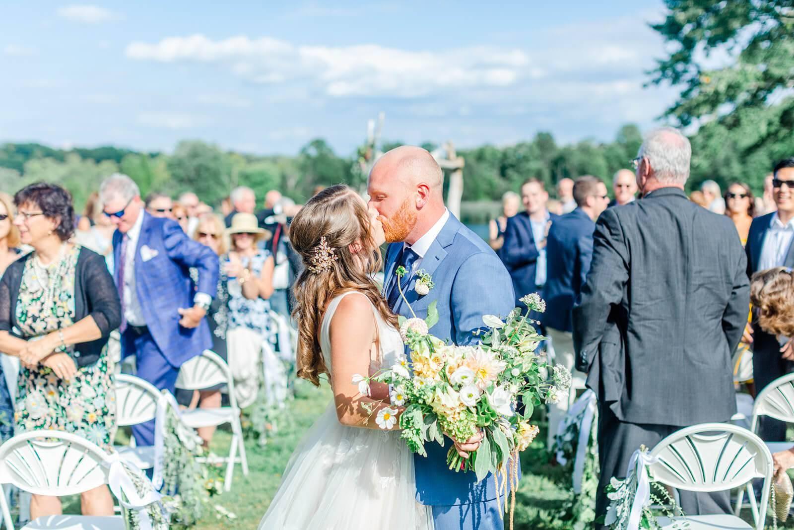 Wedding Recap: The Light and Airy Francis Beach Wedding