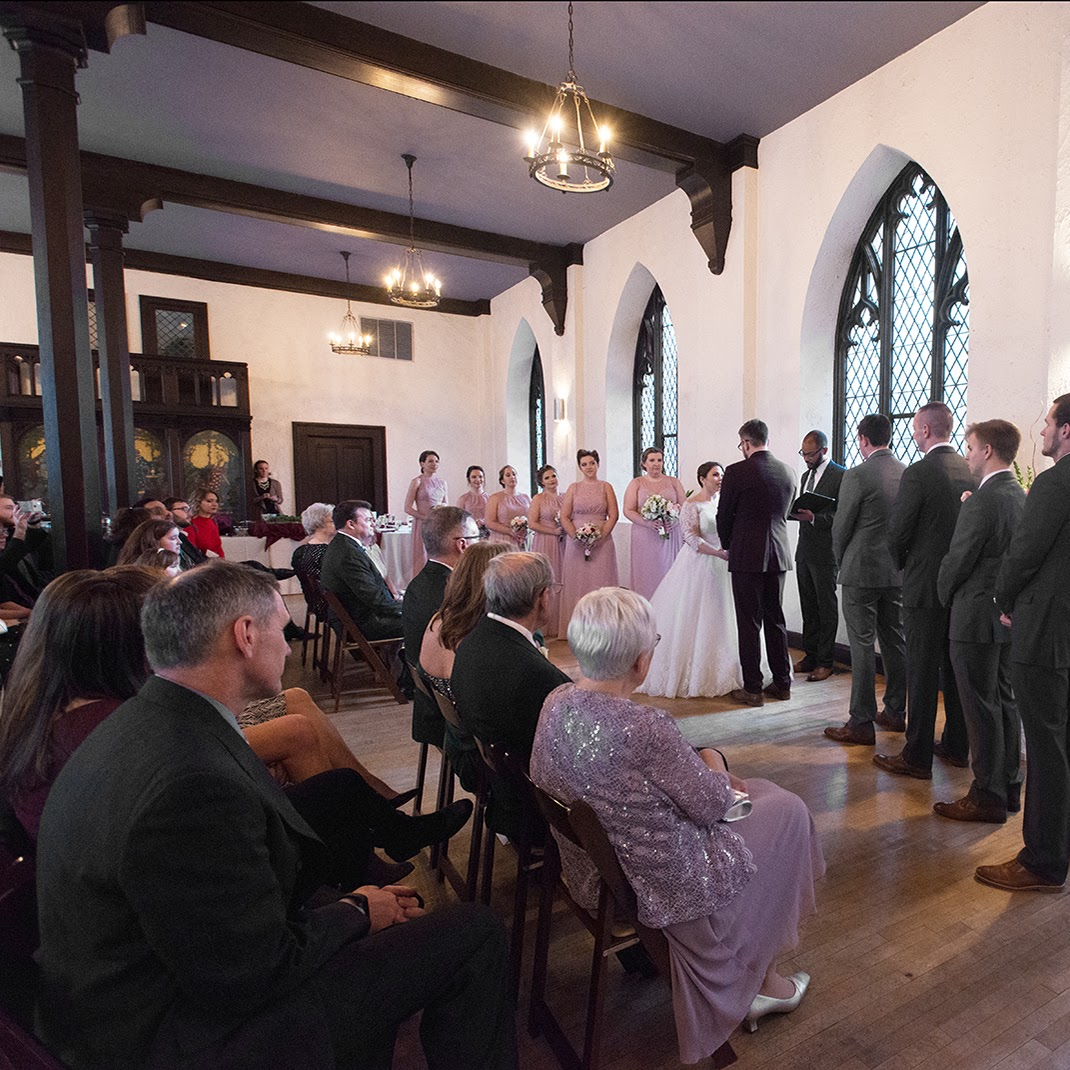 wedding ceremony in maryland wedding venue