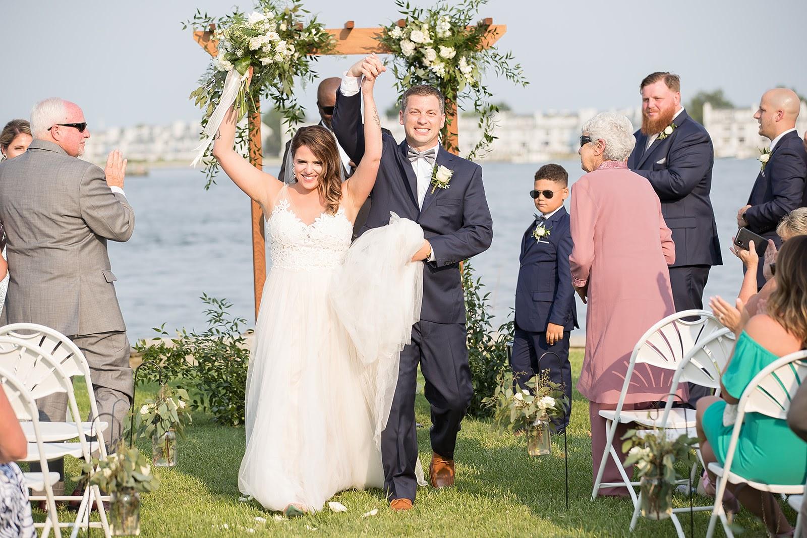 Jenna & Jasons' Wedding Recap: An Unforgettable Celebration by the Water