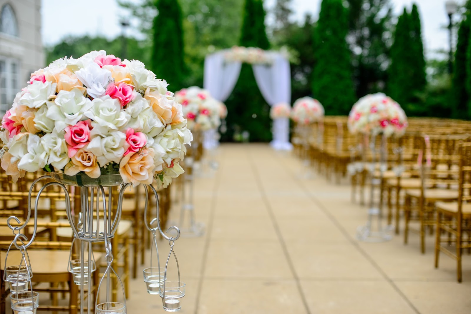 The Wedding Caterer's Guide to Maryland's Most Stunning Wedding Destinations