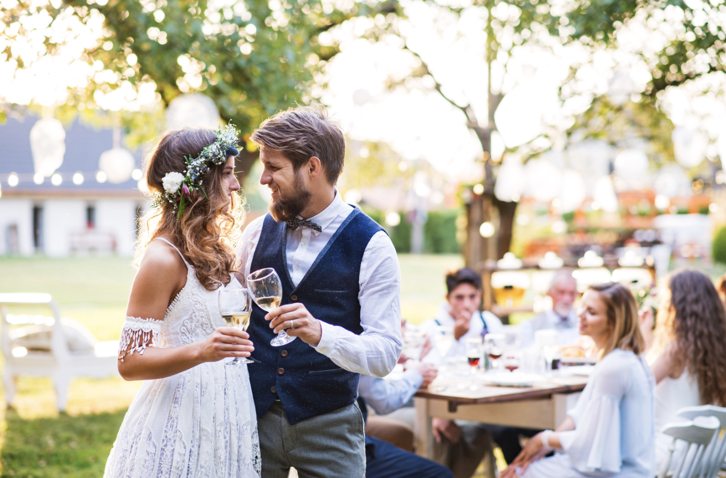 How to Throw an Unforgettable Wedding at Home