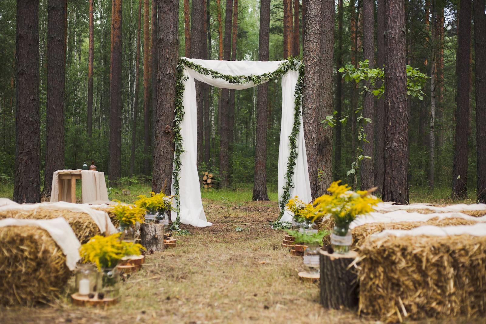 9 Pinterest-inspired Ideas for a Gorgeous Autumn Wedding