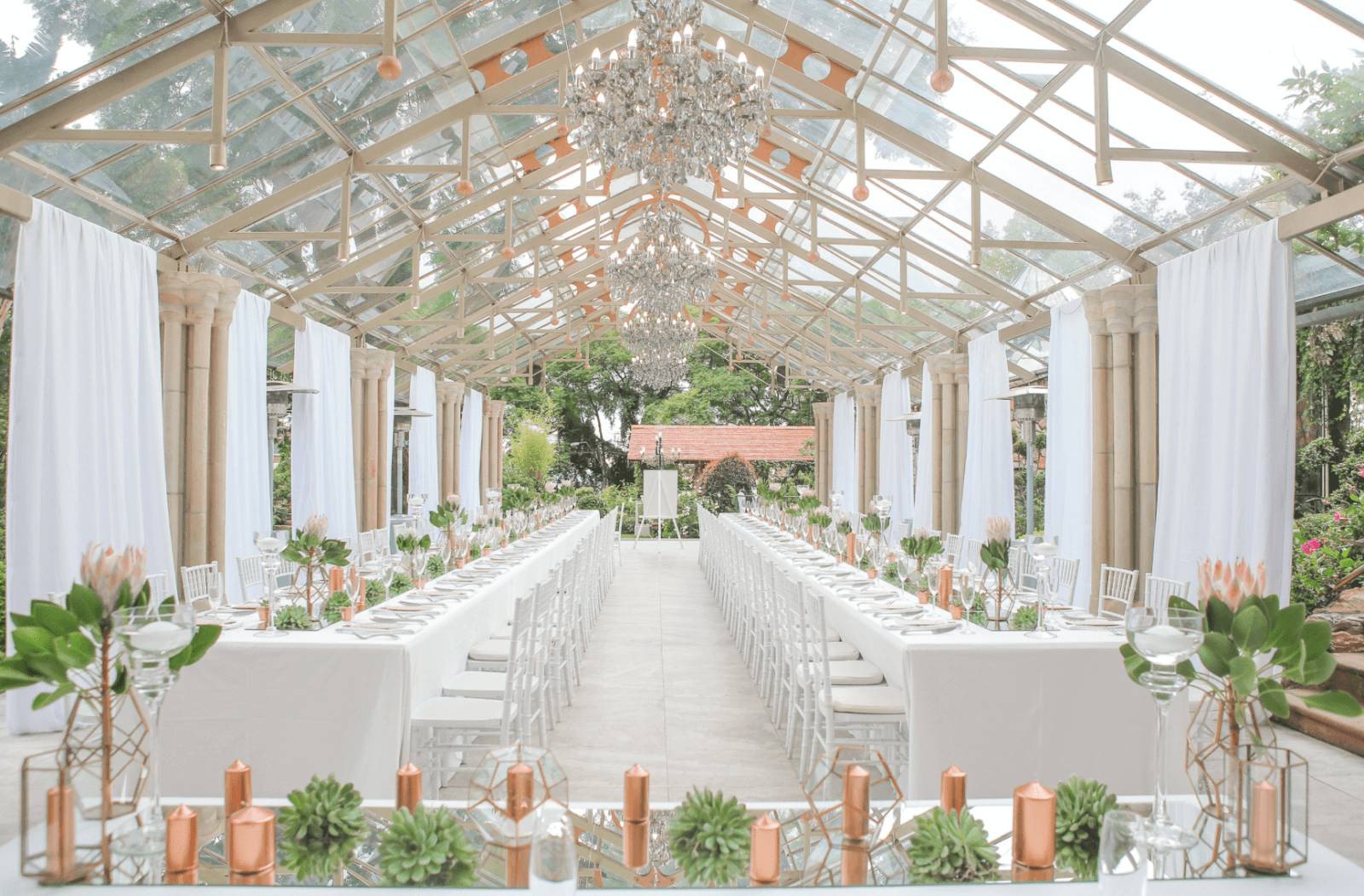 Ways to Take a Tented Wedding Design to the Next Level